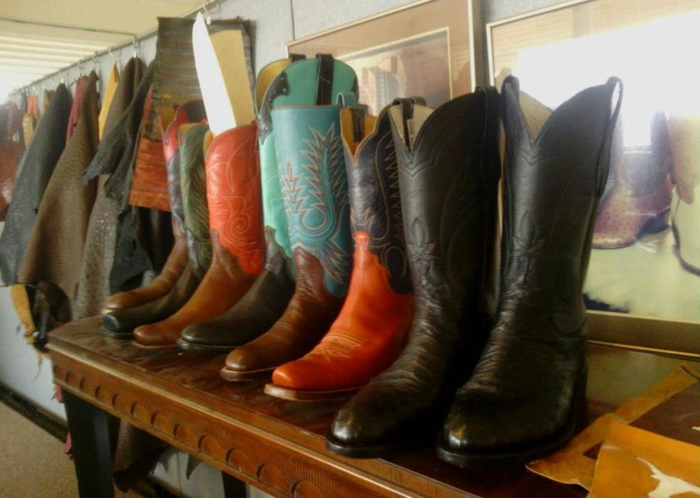 Leverett Boots Inventory