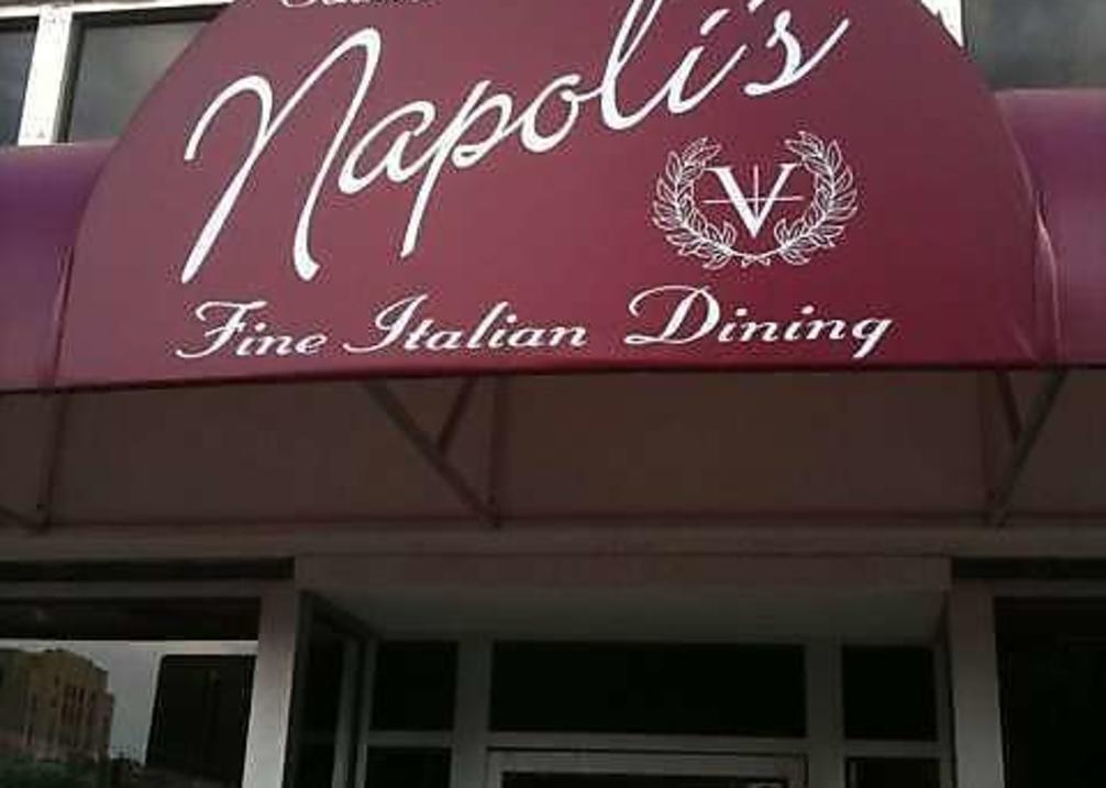 Napoli's exterior