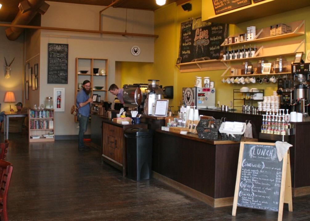 Palace Coffee Canyon