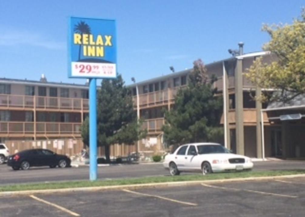 Relax Inn exterior