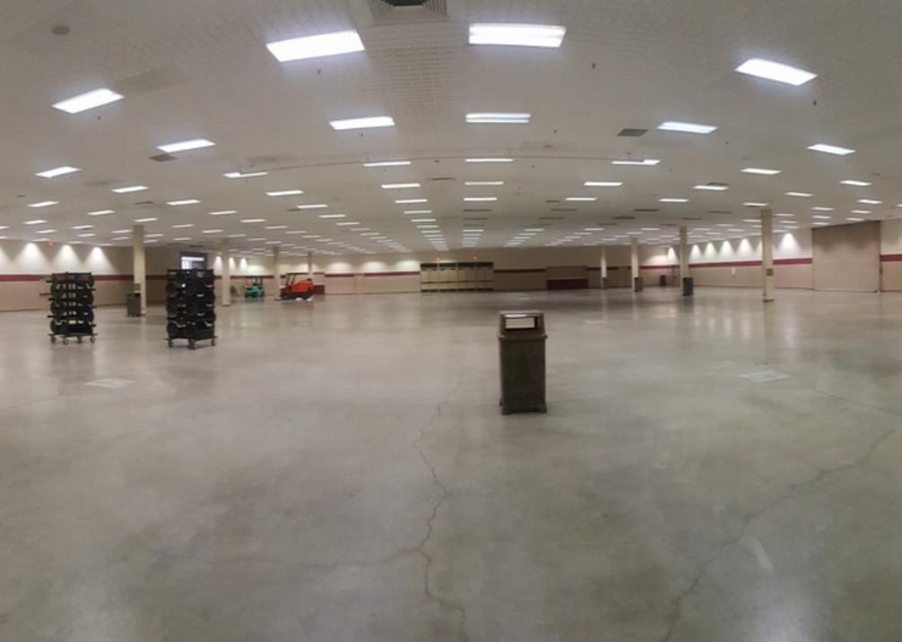 South Exhibit Hall Civic Center Complex