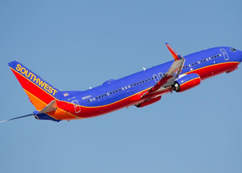 SOUTHWEST AIRLINES AMARILLO