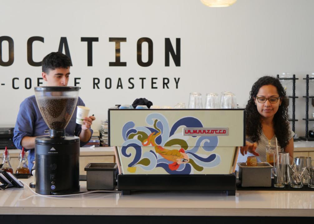 EVOCATION MICRO-COFFEE ROASTERY
