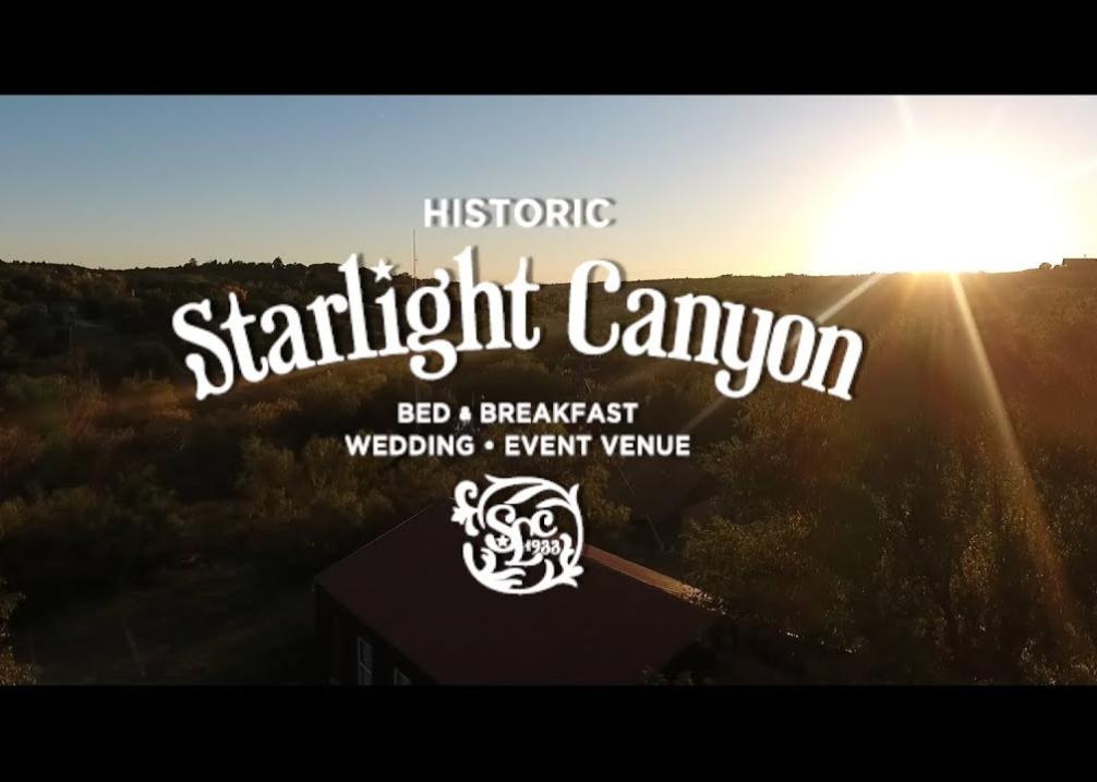 Starlight canyon bed and breakfast
