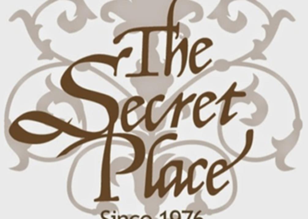 The Secret Place Logo