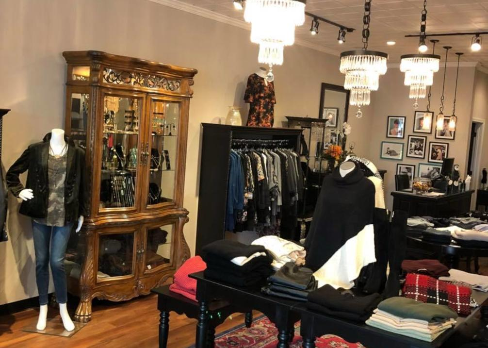 Toye's Boutique Inventory