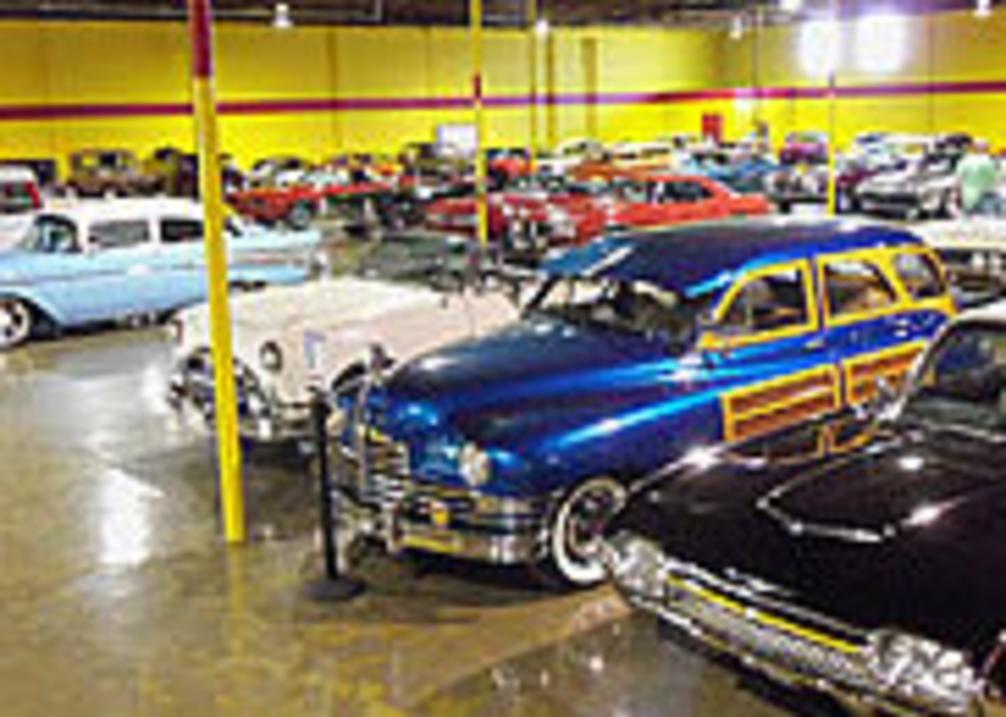 Vintage Autohaus