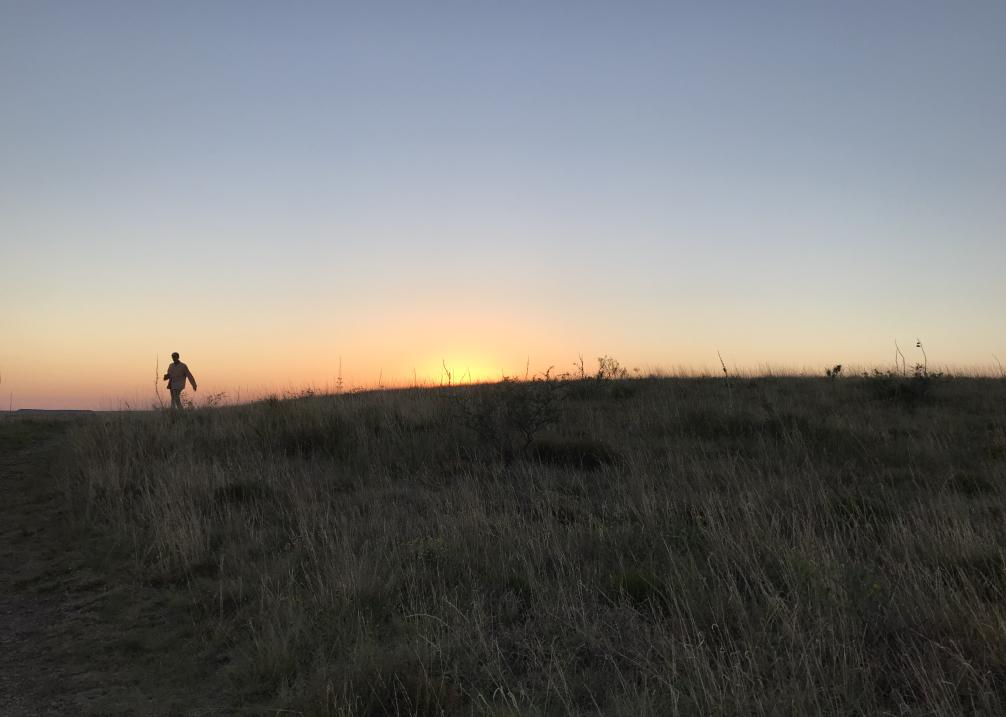 Wildcat Bluff Sunrise