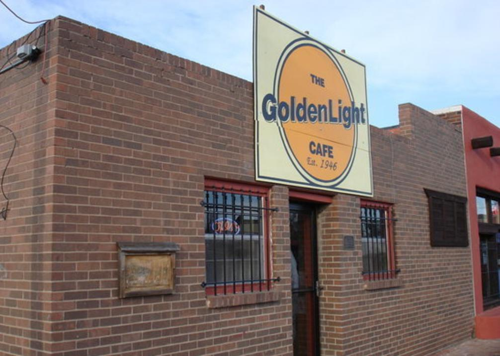 Golden Light Exterior