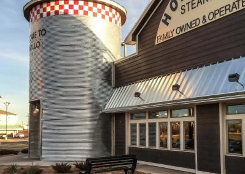 Hoffbrau Steakhouse exterior