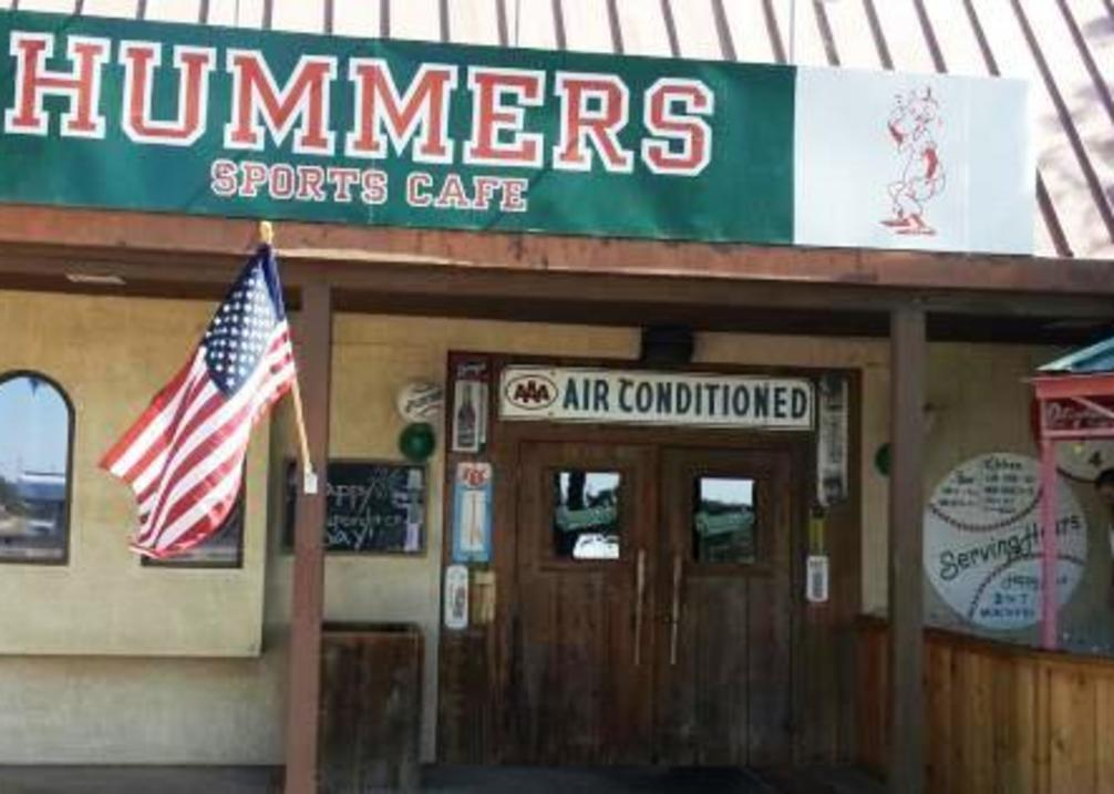 Hummer's Sports Cafe exterior