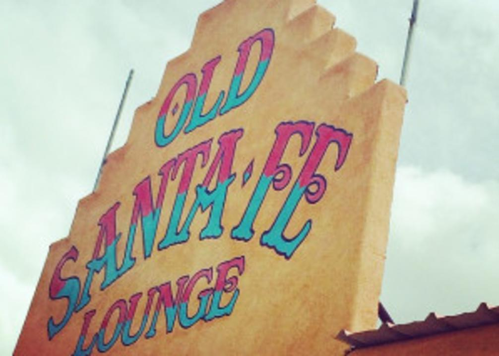 Old Sante Fe Lounge