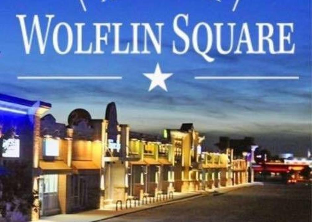 wolflin Square