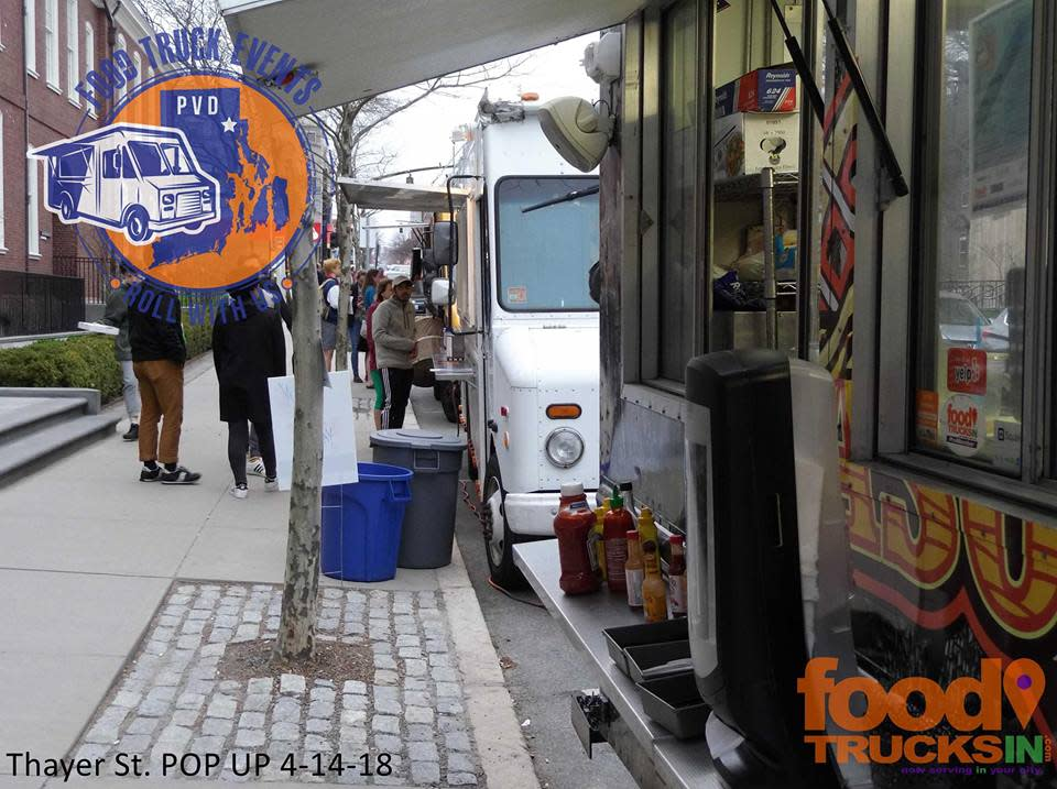 Thayer Street Food Truck