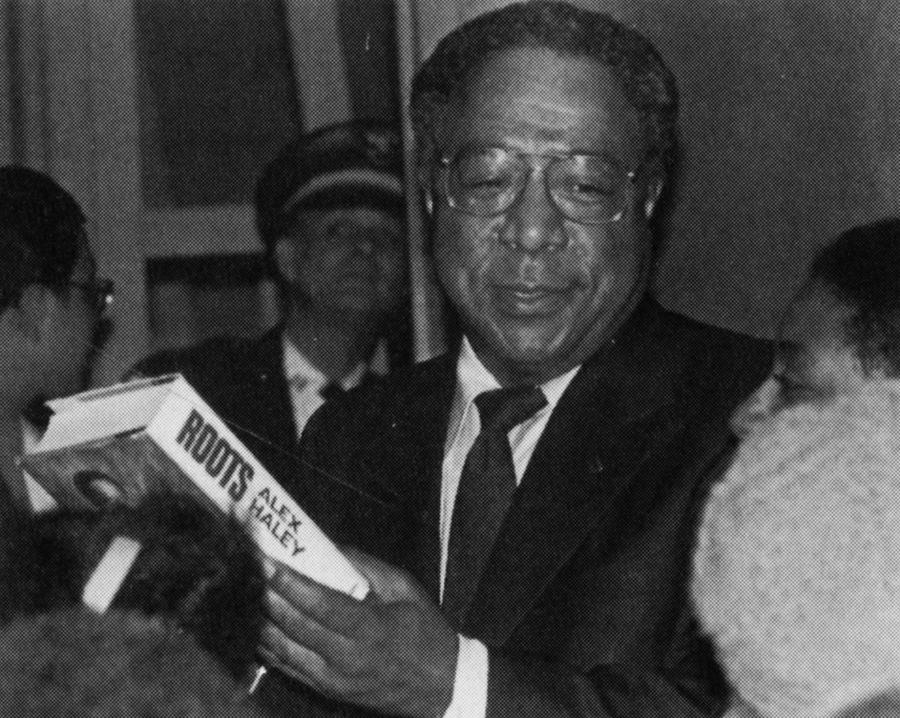 Huntsville Writer Alex Haley
