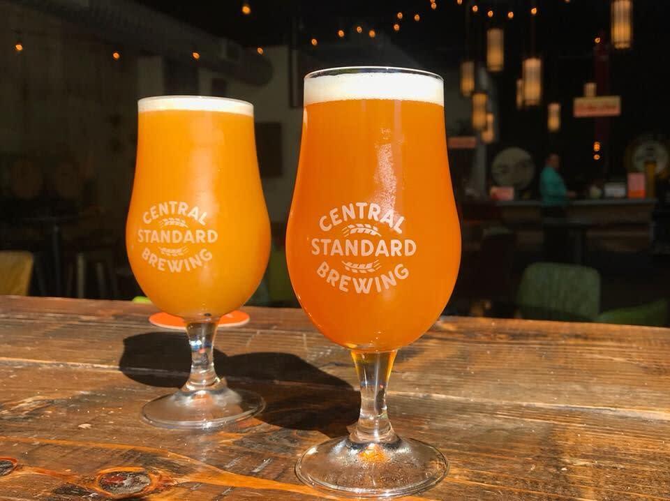 Central Standard Brewing Orange Sours