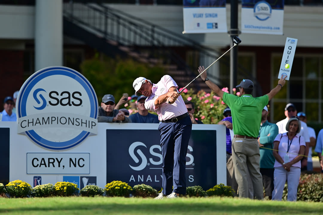 Fred Couples, 2019 SAS Championship