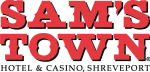 Sam's Town Hotel & Casino Shreveport logo