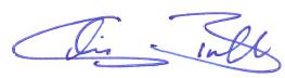 calvin ball signature