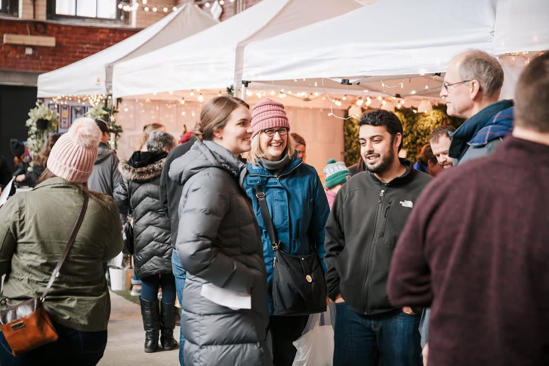 SOWA Winter Market