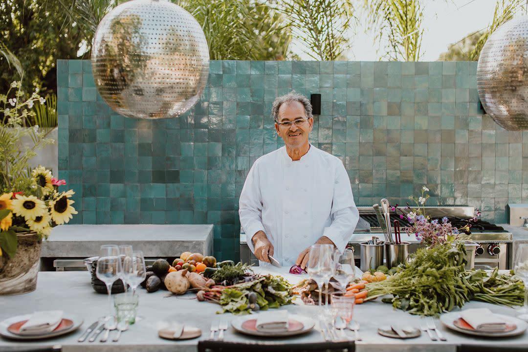 Acre Chef Larbi