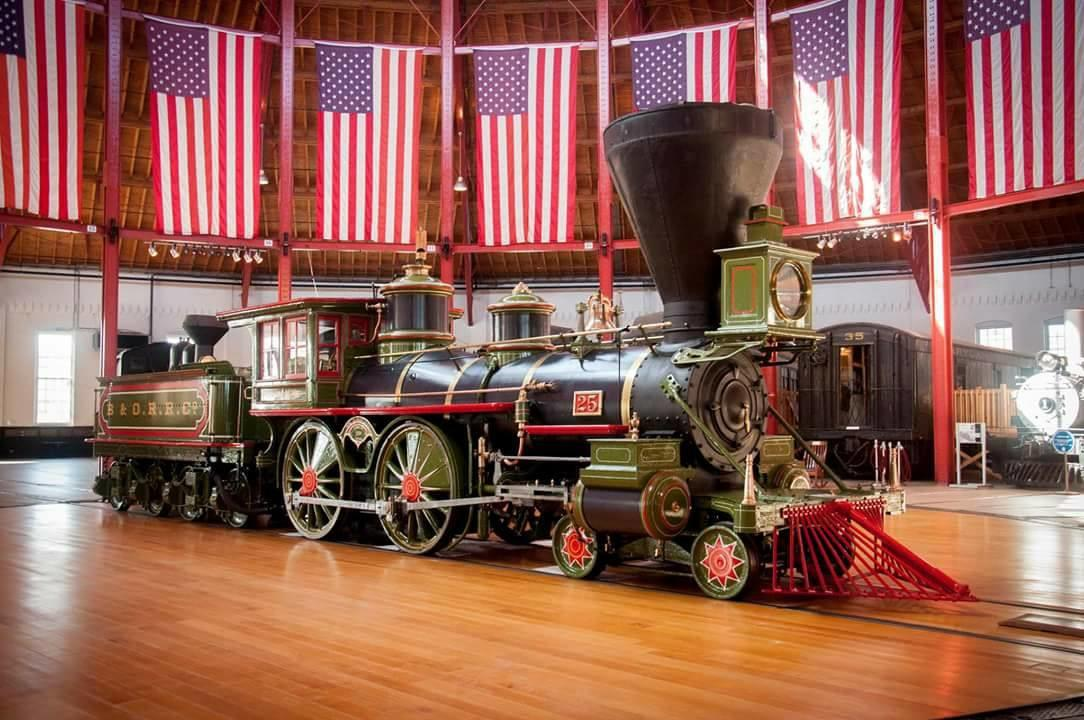 B&O Railroad Museum A