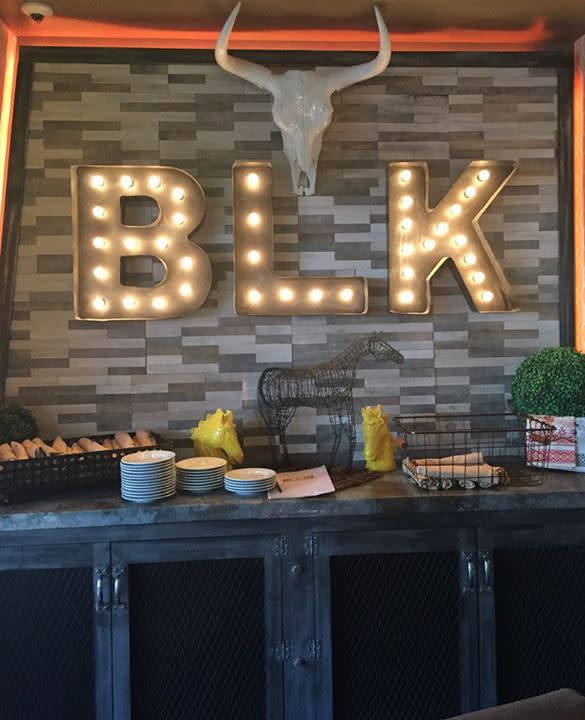 BLK: Seafood, Steaks and the Perfect Patio View