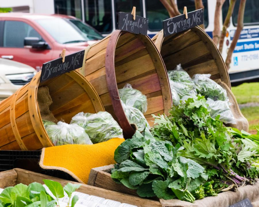 Eating fresh in Huntsville, Alabama: Farmers Market Rundown