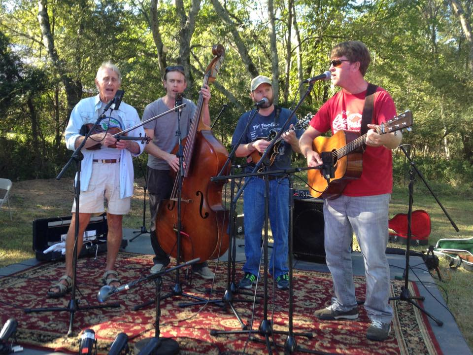 Bluegrass Festival at Andalusia