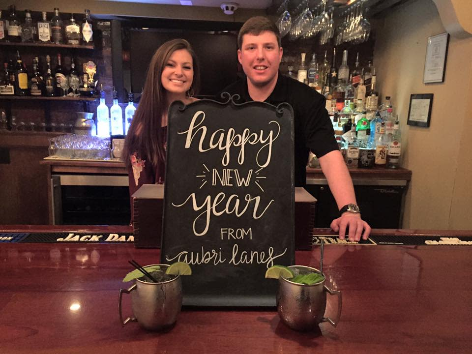 Aubri Lanes Happy New Year