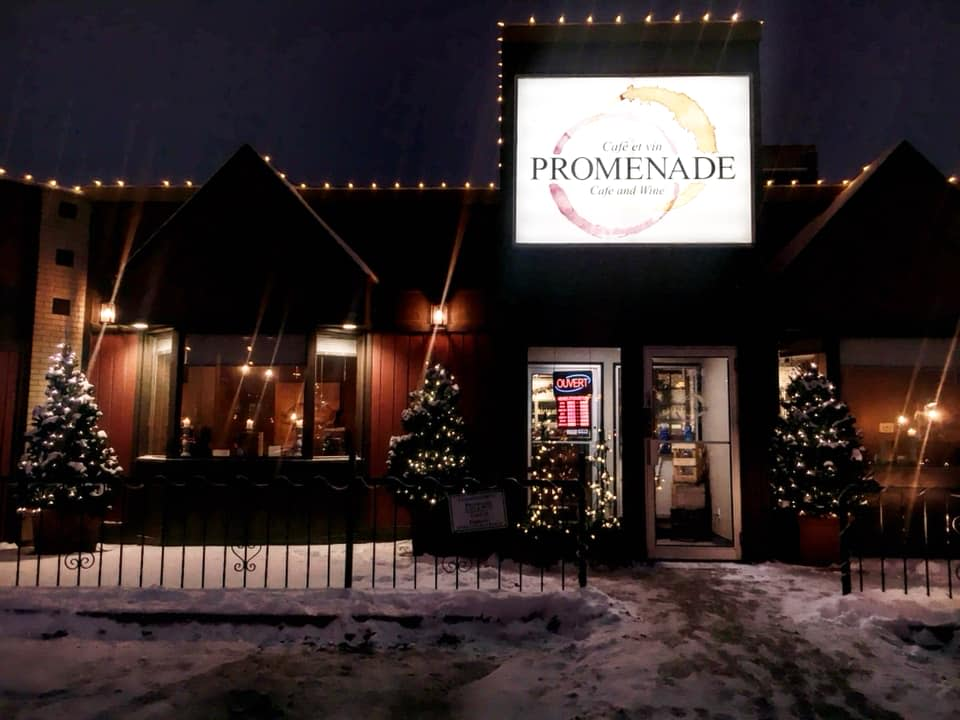 Promenade Cafe and Wine, Tache Avenue, St. Boniface
