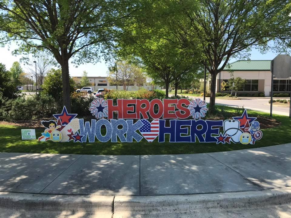 Heroes Work Here at Madison Hospital