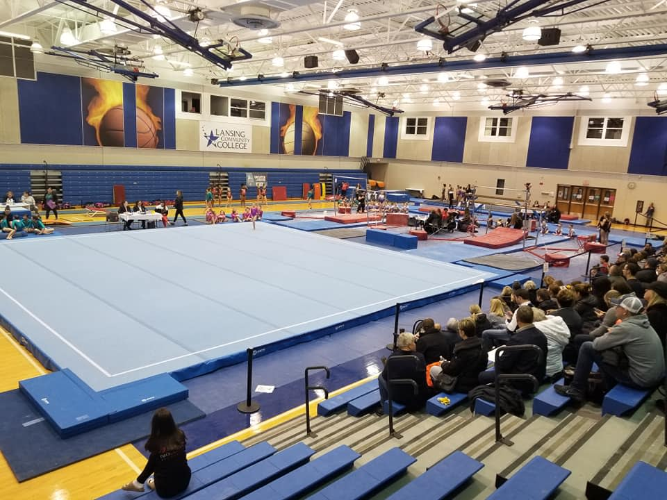 capital showcase gymnastics at lcc