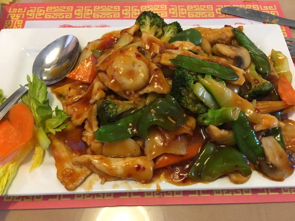 Szechuan Wok, New Stanton