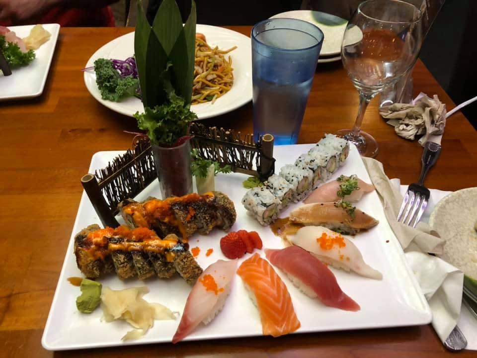Fuki Sushi Platter
