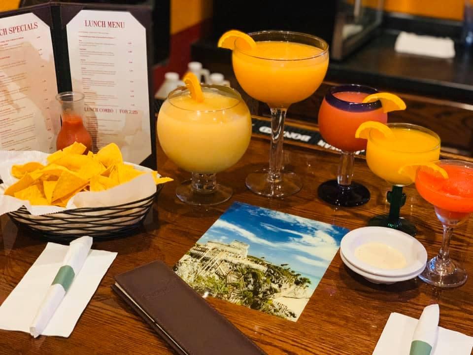 Cozumel's Margaritas