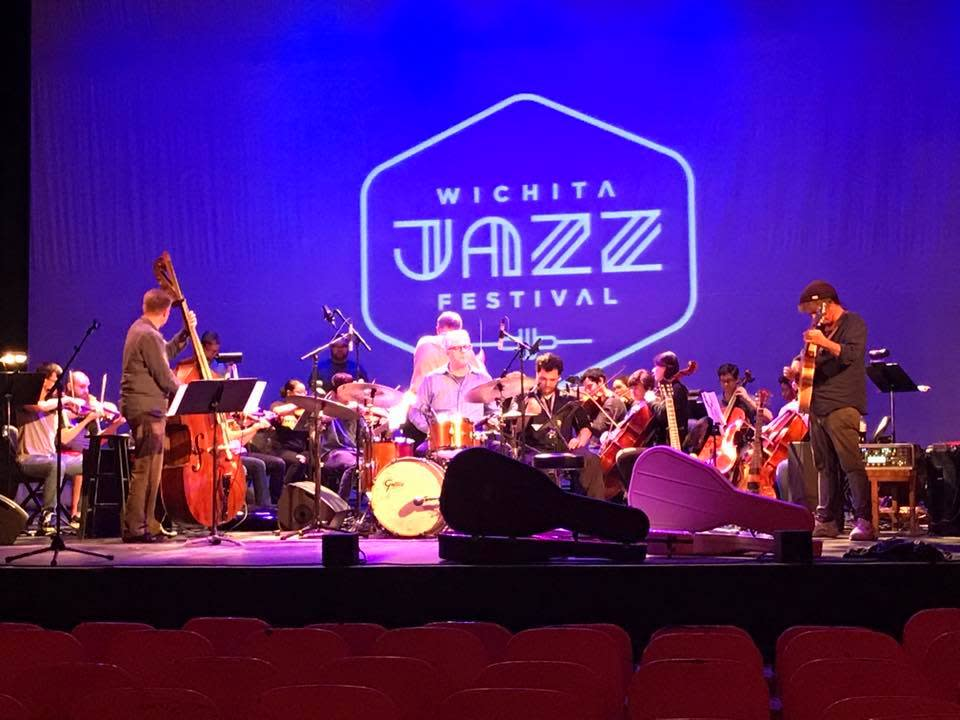 Don't miss the cultural experience of the Wichita Jazz Festival in Wichita KS