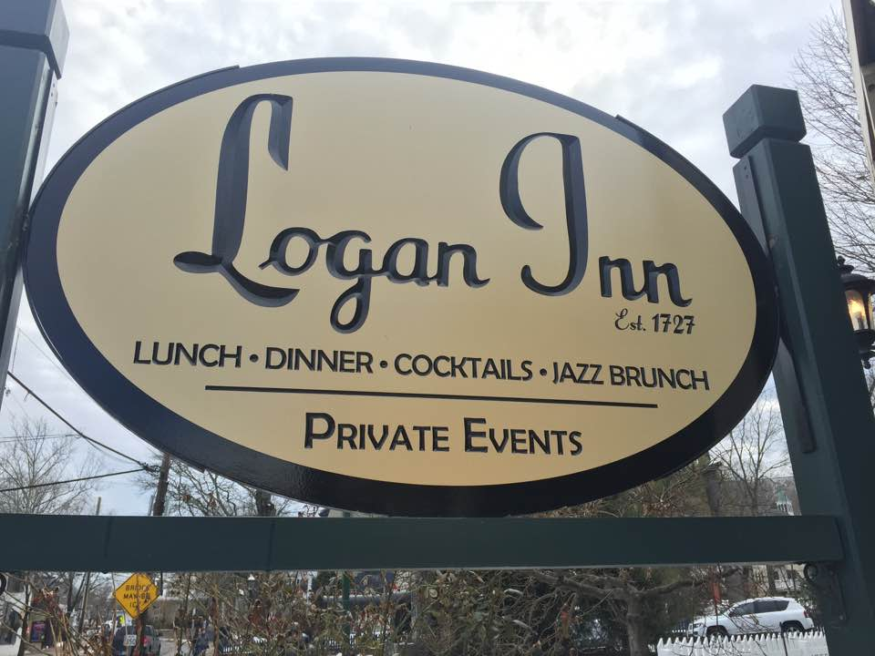 Logan Inn sign