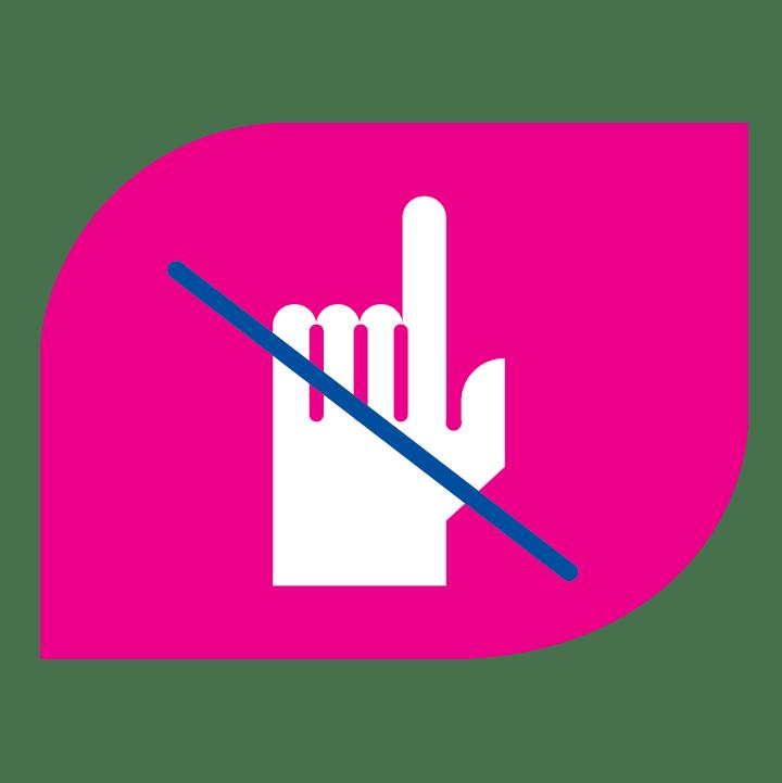 Minimize Contact Icon