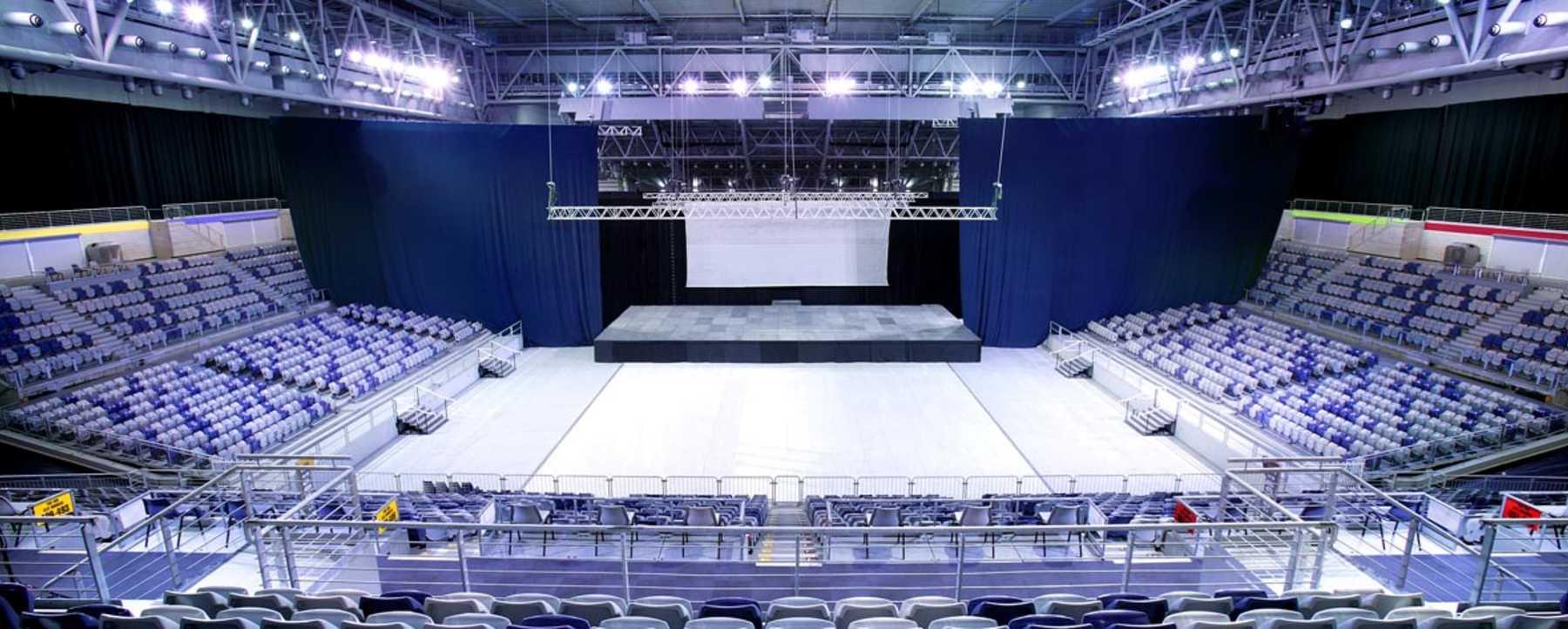 Melbourne Arena Auditorium