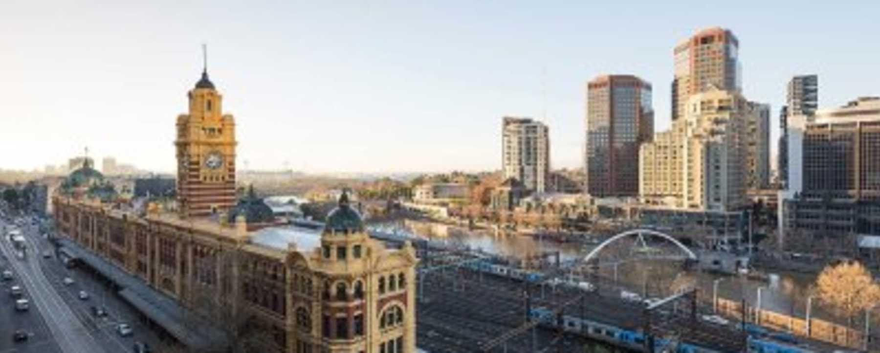 Melbourne Panoramic