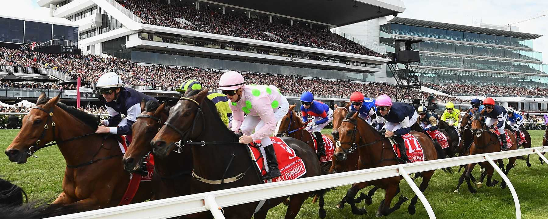 Melbourne Cup Carnival - Racing 1