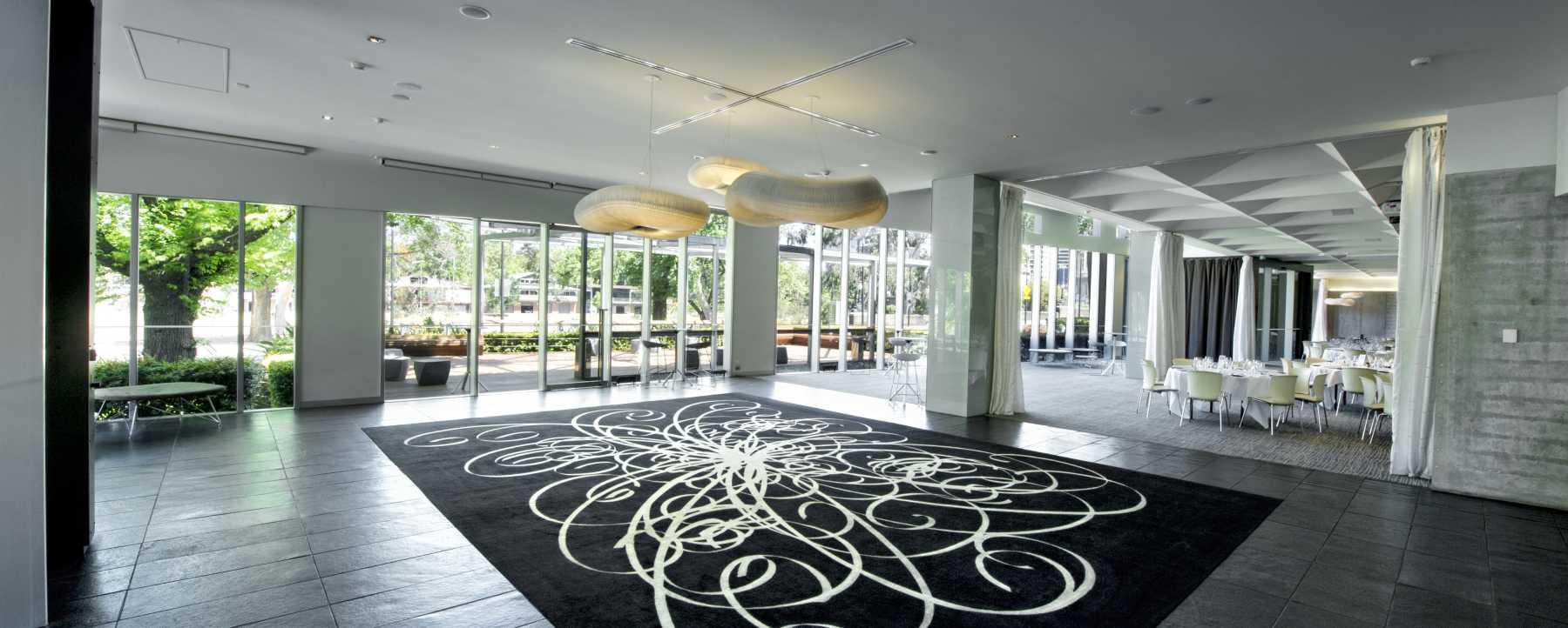 ZINC foyer