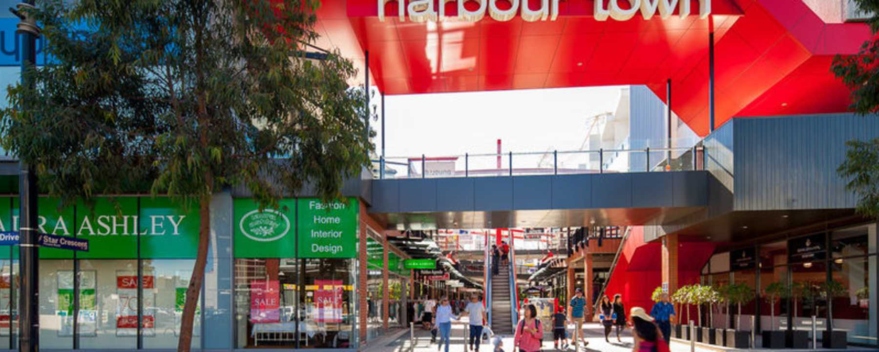 Harbour Town Shopping Centre Docklands