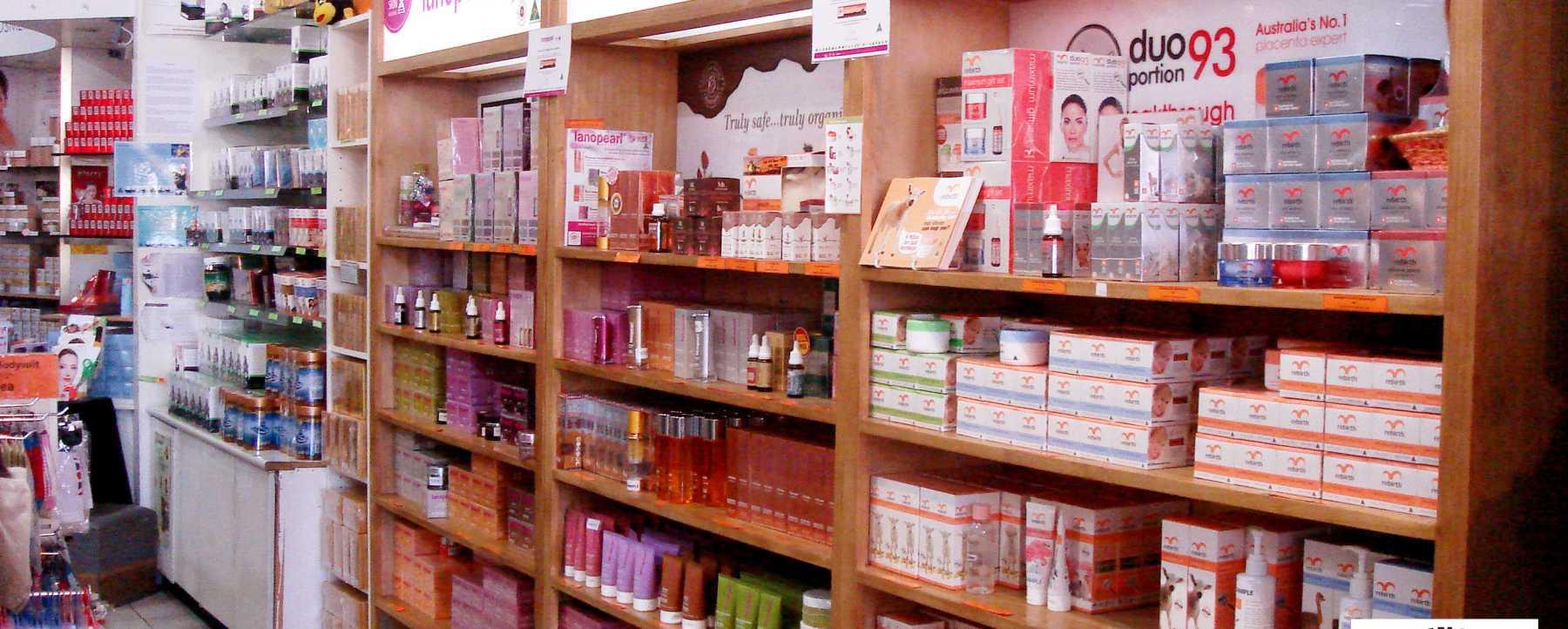 Australian brand skin-care