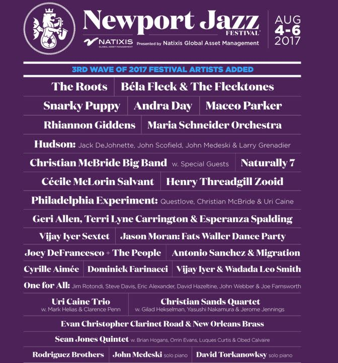 Third Wave Jazz Festival