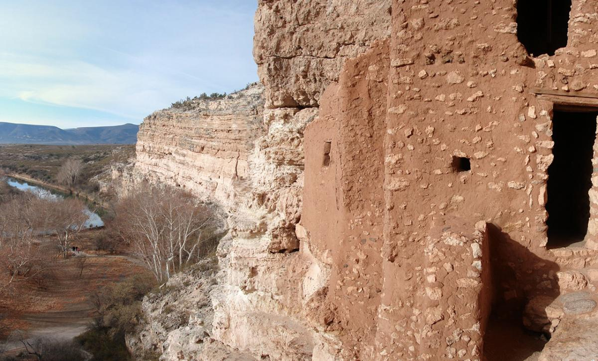 Montezuma Castle Virtual Tour