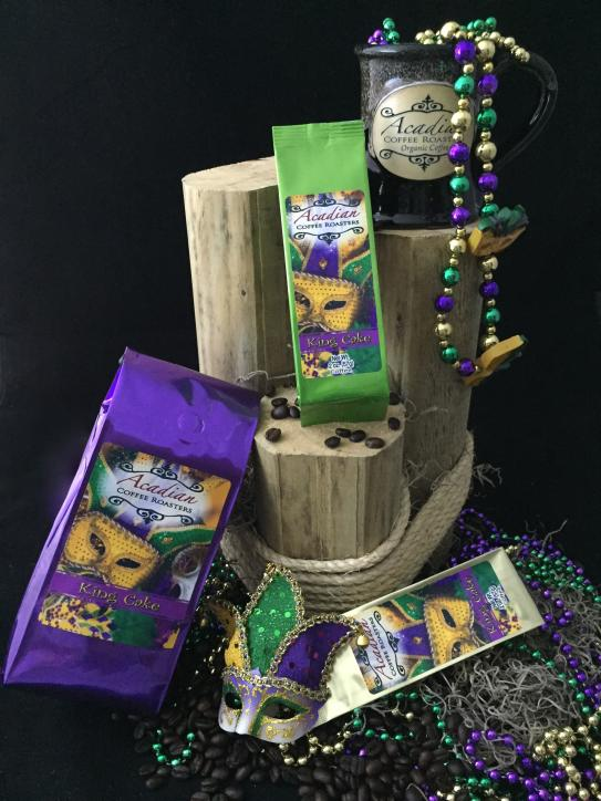 Acadian Coffee Roasters - King Cake