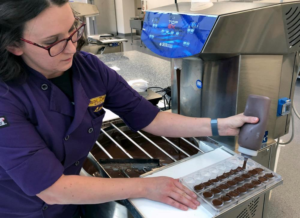 Cocoa Dolce Production Line