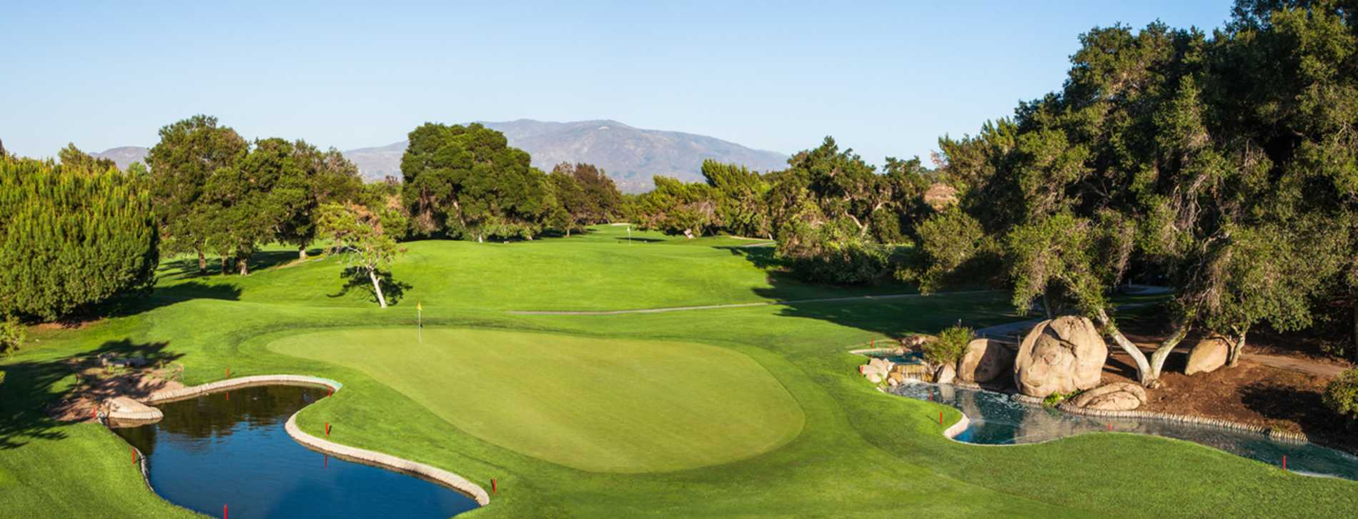 Golf Course - Temecula Creek Inn